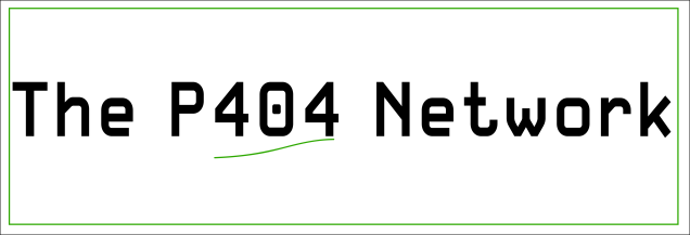 P404 Network Title Banner